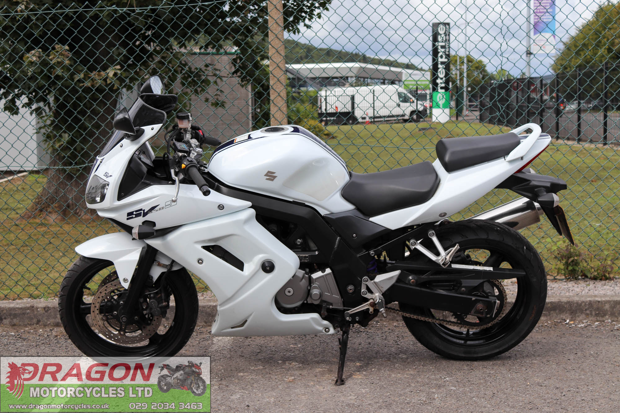 SUZUKI SV650S (2016) for sale [ref: 56477003]   MCN