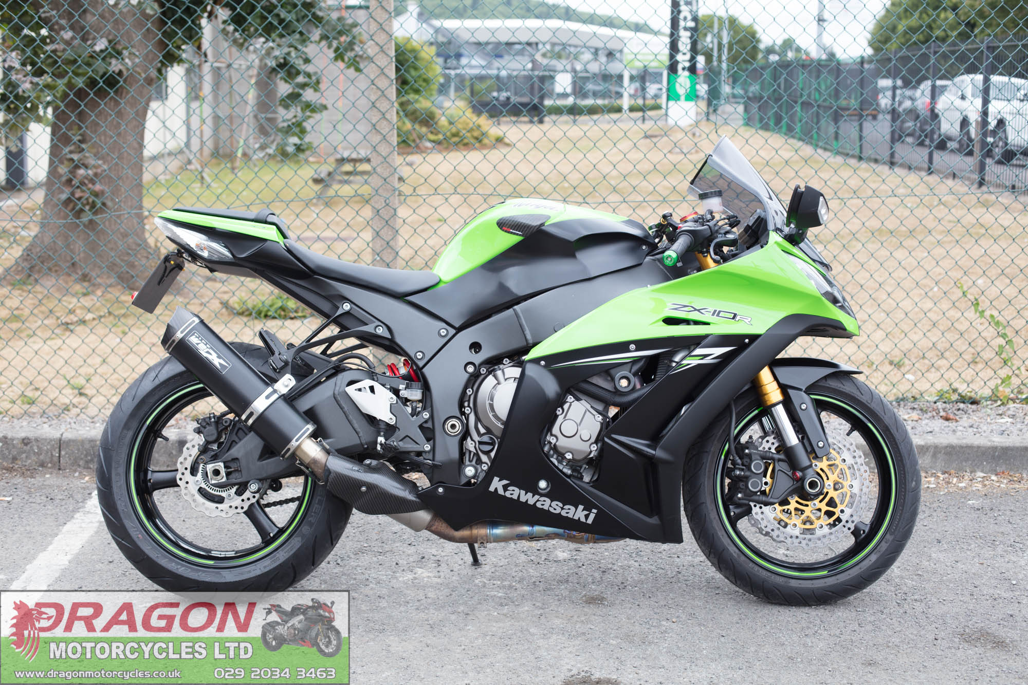 Kawasaki ZX10R Ninja JEF